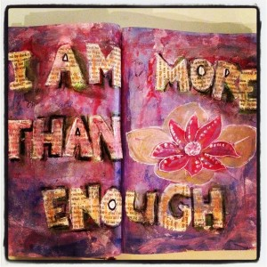 I am more than enough