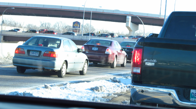 Mall of America Traffic