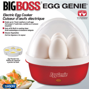 big boss egg cooker