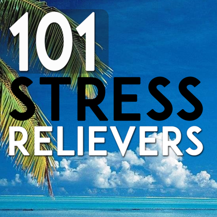 101 stress relievers michele bergh