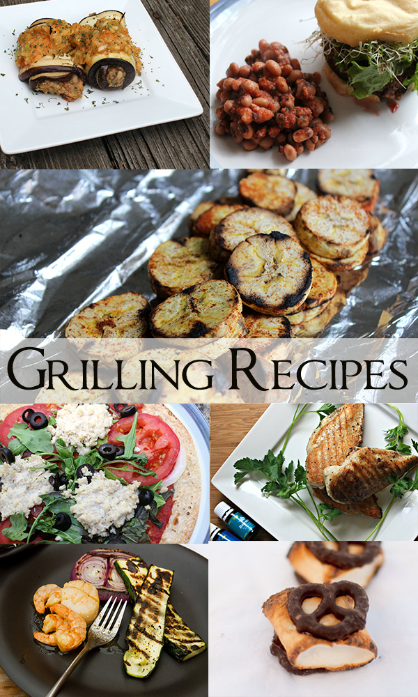 grilling recipes round up
