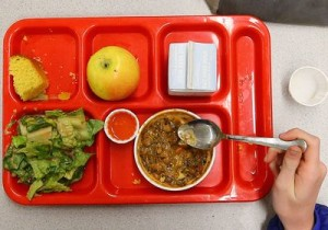 lunch tray and mean girls